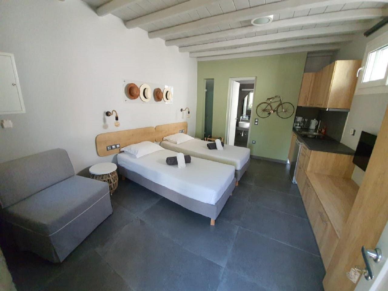 Aperto Apartments Mykonos Greece